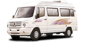 tempo traveller in Noida on rent